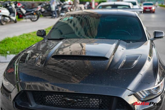 Bắt gặp Ford Mustang GT độ độc của dân chơi Hà Thành: Công suất mạnh hơn cả Lamborghini Aventador - Ảnh 6.