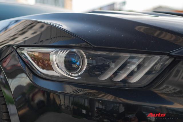Bắt gặp Ford Mustang GT độ độc của dân chơi Hà Thành: Công suất mạnh hơn cả Lamborghini Aventador - Ảnh 3.
