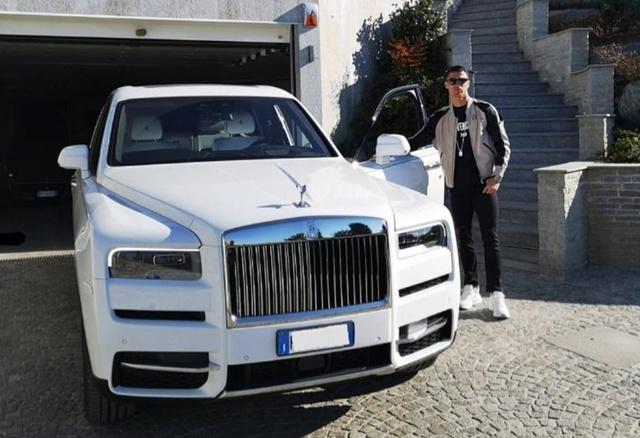 Bộ sưu tập xe của siêu cầu thủ Cristiano Ronaldo vừa lập kỷ lục ghi bàn tại Euro: Bugatti, Lamborghini, Rolls-Royce đủ cả, toàn hàng limited edition - Ảnh 7.