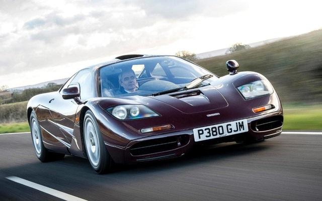 Chiếc xe kỳ lạ: Nhanh nhất thế giới suốt 10 năm, hai lần tai nạn, danh hài Mr. Bean bán đi vẫn lãi 10 triệu USD - Ảnh 1.