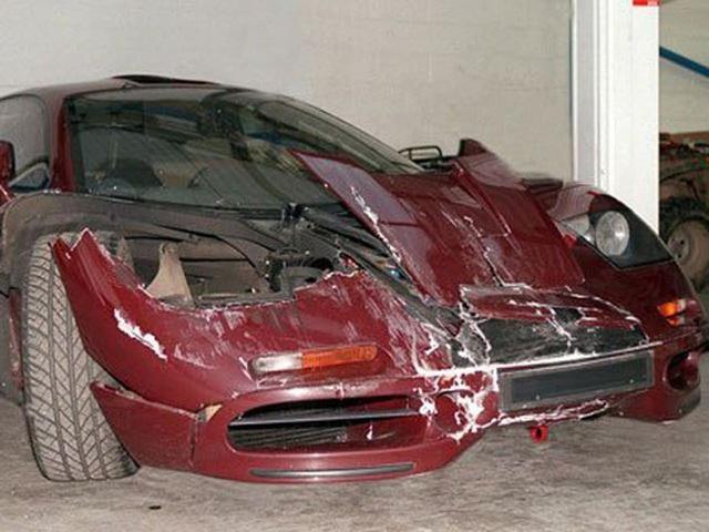 Chiếc xe kỳ lạ: Nhanh nhất thế giới suốt 10 năm, hai lần tai nạn, danh hài Mr. Bean bán đi vẫn lãi 10 triệu USD - Ảnh 7.