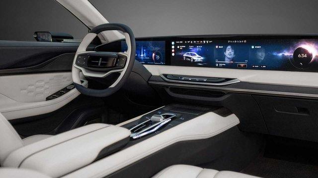 Tương lai SUV Mỹ không uống xăng là đây: Anh em mới của Lincoln Navigator dần được vén màn - Ảnh 5.