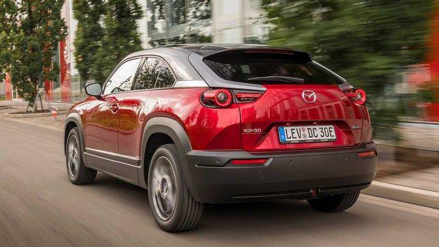 Hé lộ loạt xe Mazda mới sắp ra mắt: CX-5 và Mazda6 dùng khung gầm mới, sẽ có động cơ điện - Ảnh 1.