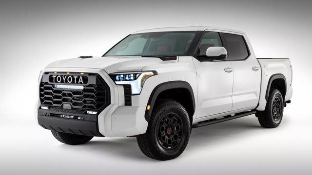 Bán tải cỡ lớn Toyota Tundra TRD Pro lộ diện hoàn chỉnh, chờ đại lý tư nhân đưa về Việt Nam - Ảnh 1.