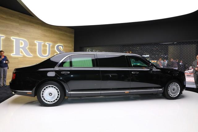 'Rolls-Royce của Nga' bắt đầu sản xuất, giá quy đổi từ hơn 5,6 tỷ đồng - Ảnh 2.