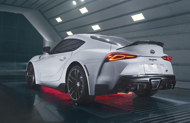 BMW Z4 của Toyota thêm bản mới: Hầm hố hơn, chỉ sản xuất 600 chiếc - Ảnh 3.