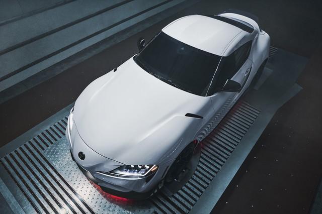 BMW Z4 của Toyota thêm bản mới: Hầm hố hơn, chỉ sản xuất 600 chiếc - Ảnh 2.