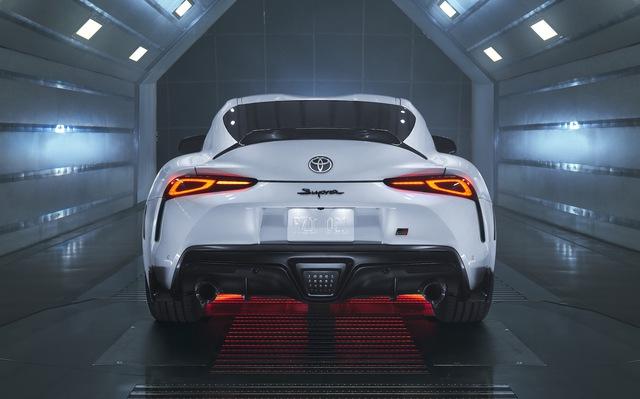 BMW Z4 của Toyota thêm bản mới: Hầm hố hơn, chỉ sản xuất 600 chiếc - Ảnh 4.