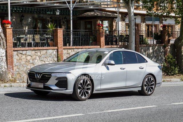 VinFast bán xe tại châu Âu từ 2022: Xe điện là mũi nhọn - Ảnh 6.