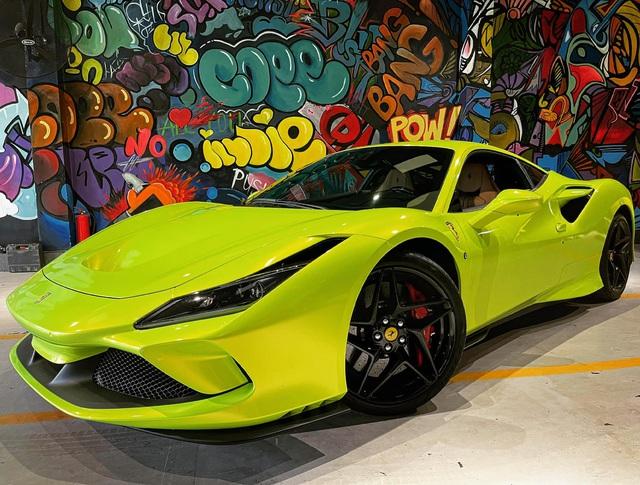 Nữ đại gia Phú Yên chi hàng hàng chục triệu đồng thay áo Ferrari F8 Tributo và đây là phản ứng từ cộng đồng mạng - Ảnh 1.