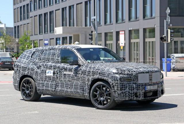 BMW X8 tiếp tục lăn bánh trên đường thử - Kẻ phá bĩnh Mercedes-Maybach GLS và Bentley Bentayga - Ảnh 1.
