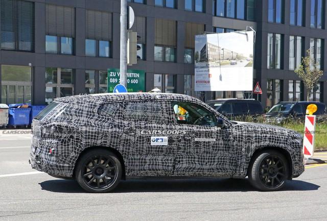 BMW X8 tiếp tục lăn bánh trên đường thử - Kẻ phá bĩnh Mercedes-Maybach GLS và Bentley Bentayga - Ảnh 2.
