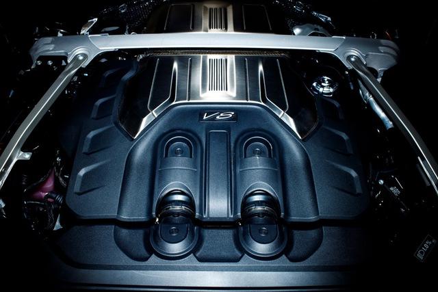 Bentley Flying Spur V8 First Edition chính hãng đầu tiên Việt Nam giá từ 18 tỷ đồng: Toàn trang bị xịn xò cho giới nhà giàu - Ảnh 12.