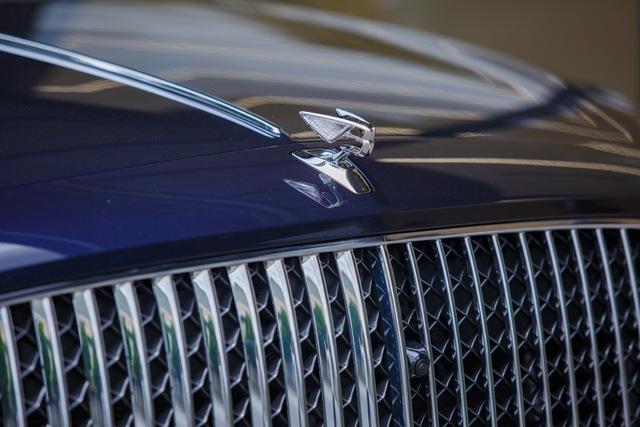 Bentley Flying Spur V8 First Edition chính hãng đầu tiên Việt Nam giá từ 18 tỷ đồng: Toàn trang bị xịn xò cho giới nhà giàu - Ảnh 6.
