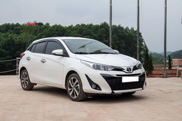Bán Mazda3 'xuống đời' Toyota Yaris, người dùng đánh giá: 'Lành, rộng hơn nhưng không đẹp sang bằng' - Ảnh 1.
