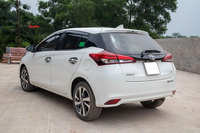 Bán Mazda3 'xuống đời' Toyota Yaris, người dùng đánh giá: 'Lành, rộng hơn nhưng không đẹp sang bằng' - Ảnh 11.