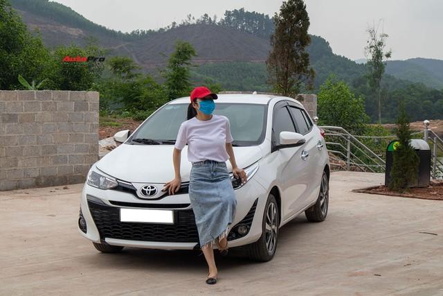 Bán Mazda3 'xuống đời' Toyota Yaris, người dùng đánh giá: 'Lành, rộng hơn nhưng không đẹp sang bằng' - Ảnh 2.