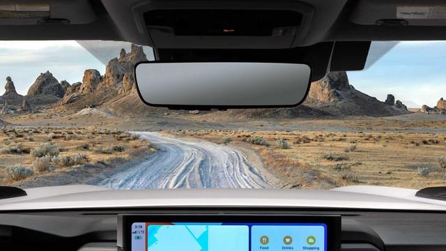 Tundra đời mới - Đàn anh Hilux khoe nội thất có màn to nhất trong các xe Toyota - Ảnh 2.