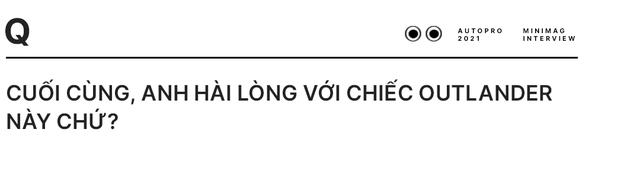 Bỏ CR-V, CX-5 để mua Mitsubishi Outlander, Giám đốc 8X đánh giá: 'Có điểm còn hơn cả Everest' - Ảnh 18.