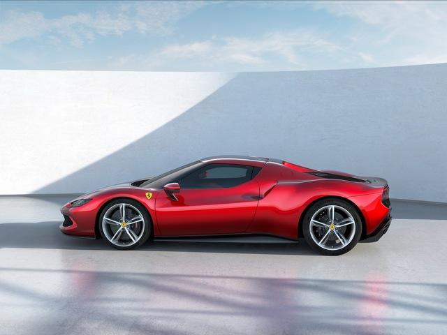 Ra mắt Ferrari 296 GTB - Đàn anh F8 Tributo, là siêu ngựa lái thích nhất, giá quy đổi từ 7,4 tỷ - Ảnh 6.
