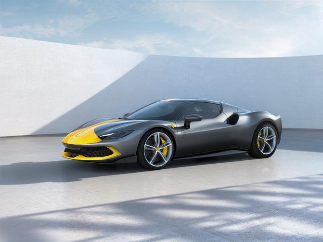 Ra mắt Ferrari 296 GTB - Đàn anh F8 Tributo, là siêu ngựa lái thích nhất, giá quy đổi từ 7,4 tỷ - Ảnh 1.