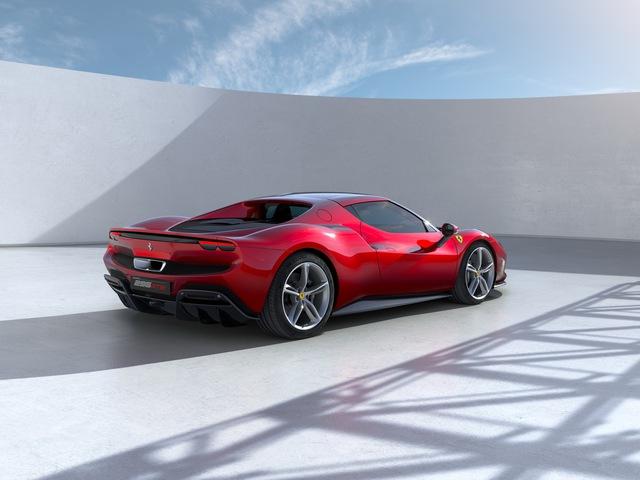 Ra mắt Ferrari 296 GTB - Đàn anh F8 Tributo, là siêu ngựa lái thích nhất, giá quy đổi từ 7,4 tỷ - Ảnh 4.