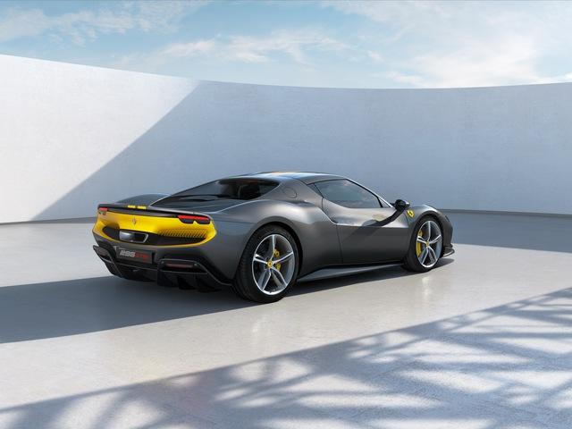 Ra mắt Ferrari 296 GTB - Đàn anh F8 Tributo, là siêu ngựa lái thích nhất, giá quy đổi từ 7,4 tỷ - Ảnh 2.