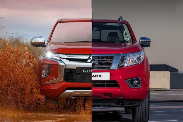 Nissan Navara trong vài năm tới sẽ sử dụng khung gầm của... Mitsubishi Triton - Ảnh 2.