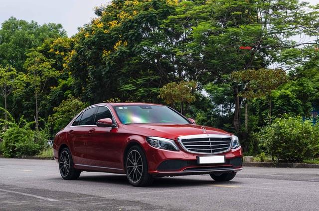 Mercedes-Benz C 200 Exclusive hạ giá sau 29.000km: Rẻ ngang C 180 AMG, trang bị đáng cân nhắc hơn bản mới - Ảnh 7.