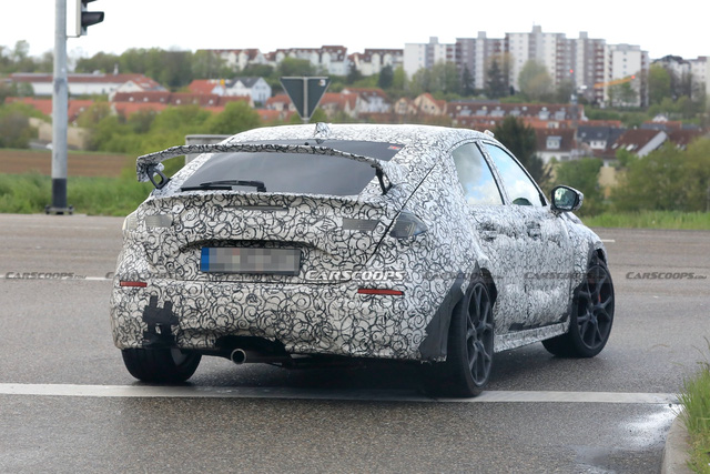 Bị chê ngoại hình kém mạnh mẽ, Honda Civic mới sẽ thuyết phục khách hàng bằng phiên bản này - Ảnh 2.