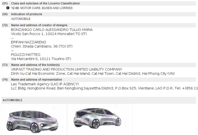 VinFast sẽ bán xe tại Lào: Có thiết kế đã được đăng ký, Lux A2.0 và Lux SA2.0 trước cơ hội 'xuất ngoại' - Ảnh 5.