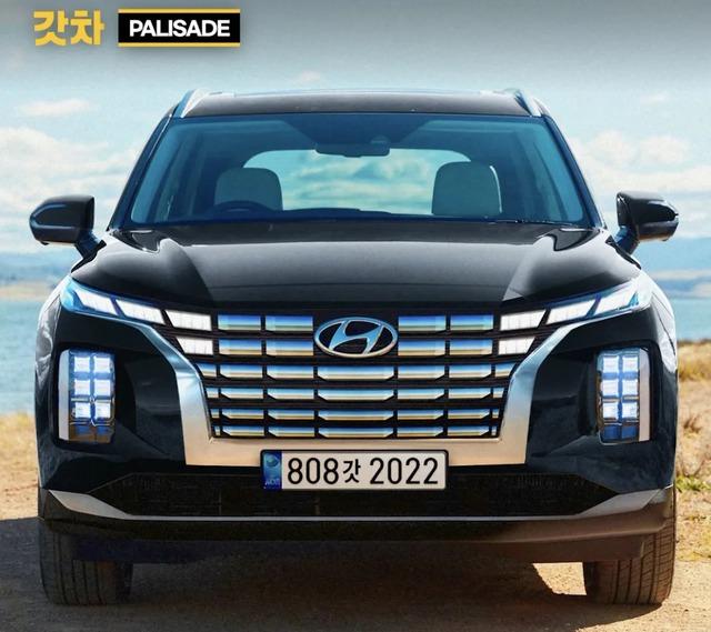 Xem trước Hyundai Palisade 2022 - SUV 7 chỗ cỡ lớn được mong chờ về Việt Nam đấu Ford Explorer - Ảnh 1.