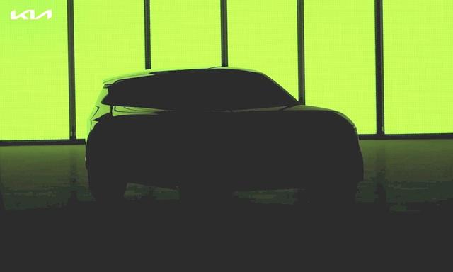 SUV mới toanh của Kia lộ diện, kích thước lớn gần ngang anh cả Telluride - Ảnh 3.