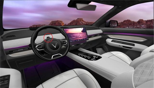 Mổ xẻ cặp vuông tròn ô tô VinFast vào Mỹ: Có tính năng duy nhất trên thị trường! - Ảnh 19.