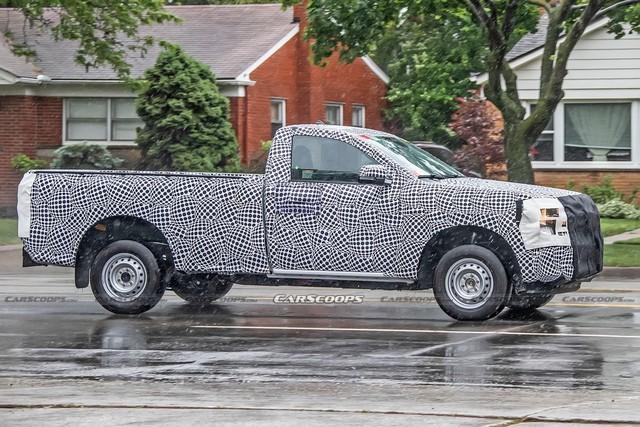 Ford Ranger 2 cửa giá siêu rẻ chạy thử - Bán tải dịch vụ mong chờ về Việt Nam - Ảnh 1.
