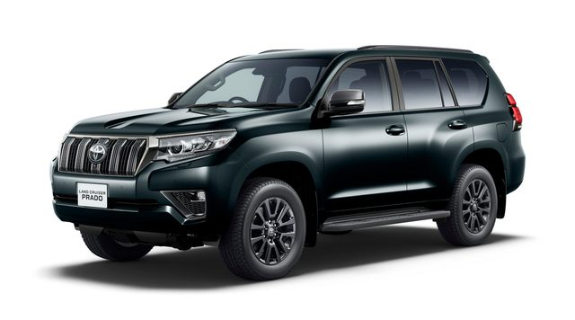 Toyota Land Cruiser Prado ra mắt bản mới - SUV cho ông chủ thích chơi bản đặc biệt - Ảnh 1.