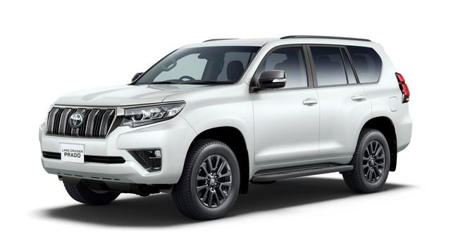 Toyota Land Cruiser Prado ra mắt bản mới - SUV cho ông chủ thích chơi bản đặc biệt - Ảnh 5.