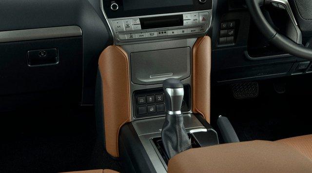 Toyota Land Cruiser Prado ra mắt bản mới - SUV cho ông chủ thích chơi bản đặc biệt - Ảnh 4.