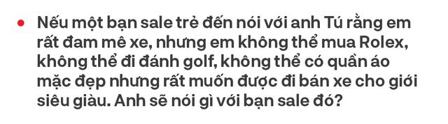 Từ bán Swift lãi 2 triệu tới Phantom, doanh nhân 8x Hà Nội hé lộ cách bán xe khủng cho nhà giàu Việt và góc khuất bán siêu xe tại Việt Nam - Ảnh 11.