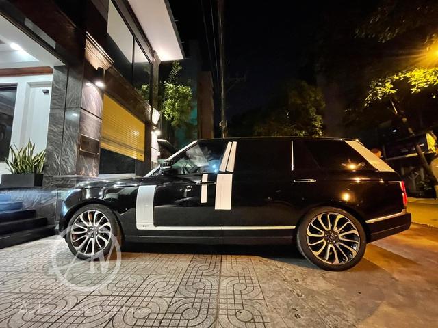 Range Rover Autobiography LWB động cơ dầu về Việt Nam - SUV hạng sang tiền tỷ cho đại gia ưa khác biệt - Ảnh 1.