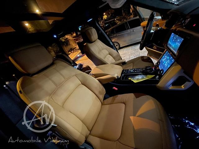 Range Rover Autobiography LWB động cơ dầu về Việt Nam - SUV hạng sang tiền tỷ cho đại gia ưa khác biệt - Ảnh 6.