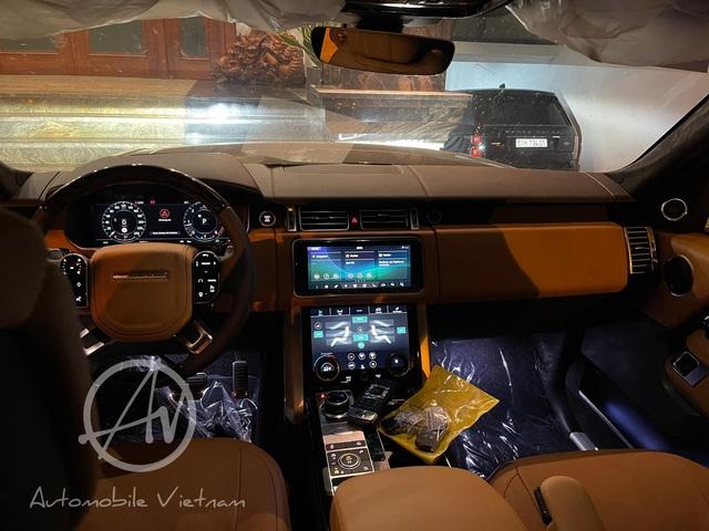 Range Rover Autobiography LWB động cơ dầu về Việt Nam - SUV hạng sang tiền tỷ cho đại gia ưa khác biệt - Ảnh 5.