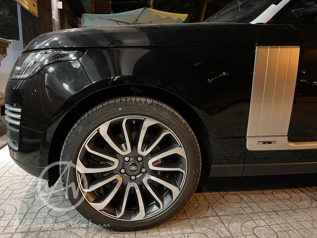 Range Rover Autobiography LWB động cơ dầu về Việt Nam - SUV hạng sang tiền tỷ cho đại gia ưa khác biệt - Ảnh 4.
