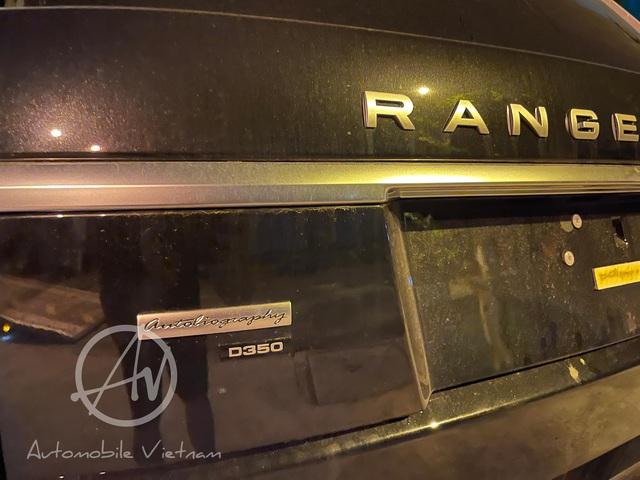 Range Rover Autobiography LWB động cơ dầu về Việt Nam - SUV hạng sang tiền tỷ cho đại gia ưa khác biệt - Ảnh 3.