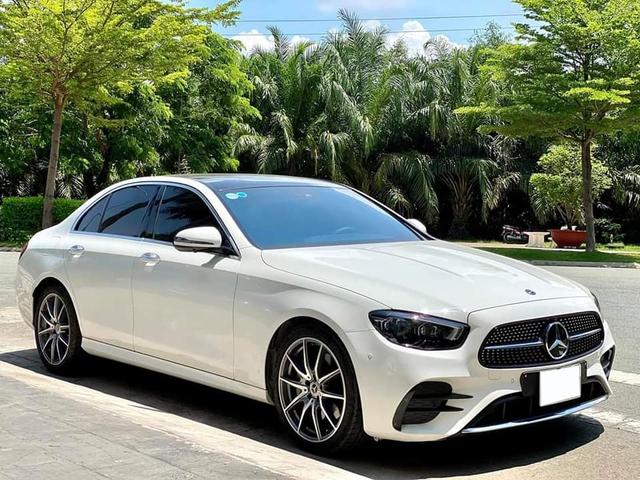 Mercedes-Benz E 300 AMG thế hệ mới đầu tiên bán lại: Giá 3,1 tỷ đồng, ODO vỏn vẹn 2.000km - Ảnh 5.