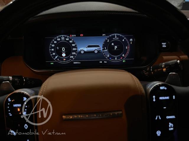 Range Rover Autobiography LWB động cơ dầu về Việt Nam - SUV hạng sang tiền tỷ cho đại gia ưa khác biệt - Ảnh 7.