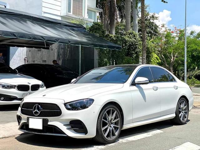 Mercedes-Benz E 300 AMG thế hệ mới đầu tiên bán lại: Giá 3,1 tỷ đồng, ODO vỏn vẹn 2.000km - Ảnh 3.