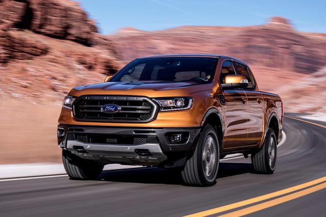 Ford Ranger chạy điện 100% - Bước đi cẩn trọng của vua doanh số bán tải  - Ảnh 1.