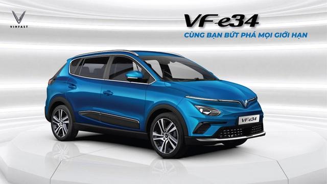 Soi sâu vào ô tô thuần điện VF e34: Có 1 chi tiết VinFast không công bố! - Ảnh 2.