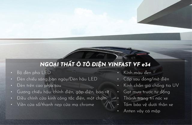 Soi sâu vào ô tô thuần điện VF e34: Có 1 chi tiết VinFast không công bố! - Ảnh 6.